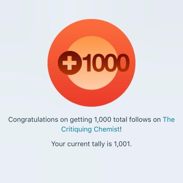 Image result for 1000 follower wordpress